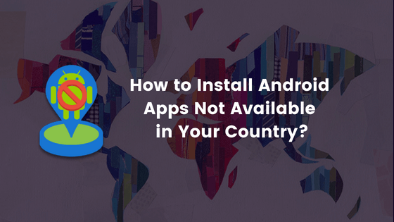 Install Apps that are Not Available